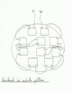 branchements modules peltiers